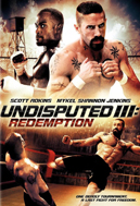 Undisputed III: Redemption movie poster