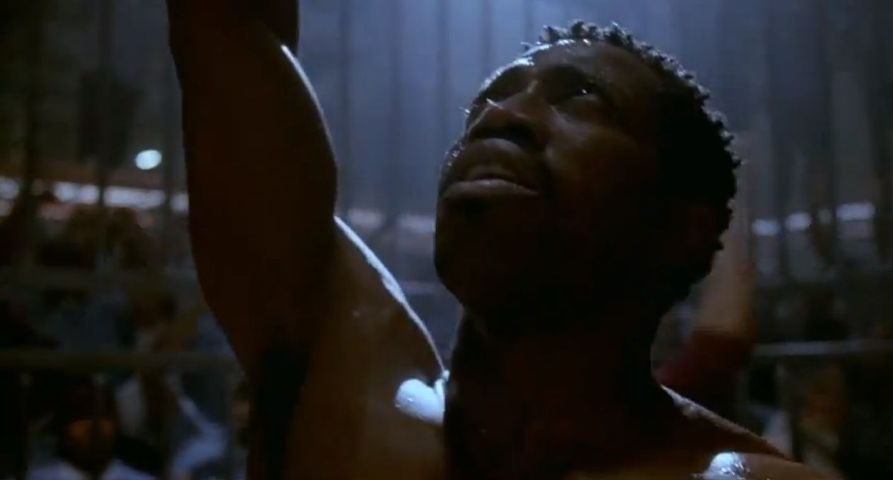 Wesley Snipes victorious in Undisputed