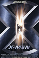 X-Men 2000 movie poster